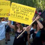 Kapitalizam - Zagreb pride 2015